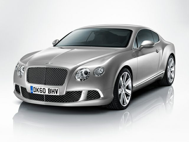 Daily Driver: 2015 Bentley Continental GT Speed