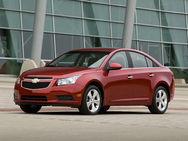2012 Chevrolet Cruze 1lt 4dr Sedan Specs And Prices