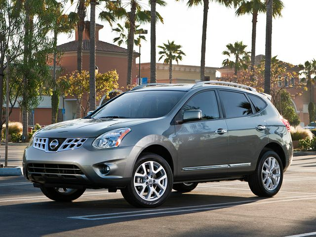 2015NissanRogue Select