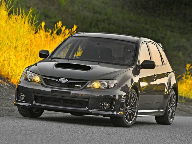 2011 Subaru Impreza Wrx 4dr All Wheel Drive Hatchback Review Autoblog