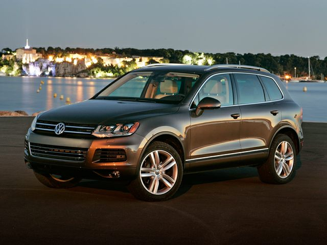 2014 Volkswagen Touareg Tdi Executive 4dr All Wheel Drive 4motion Pricing And Options