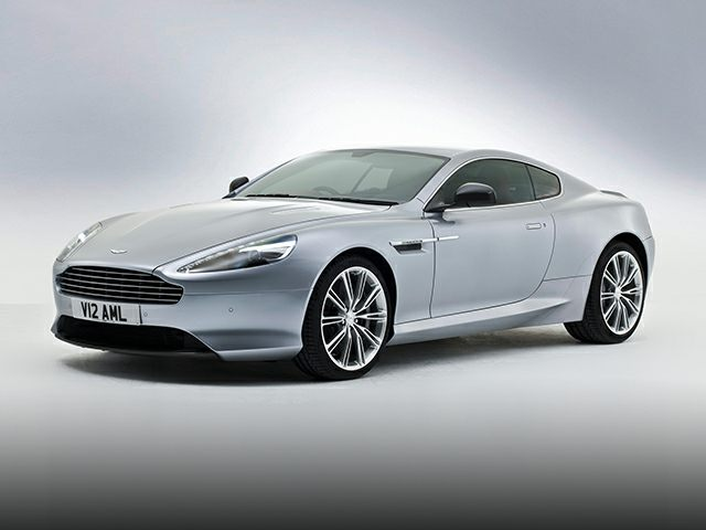 2015 Aston Martin Db9 Carbon Edition Coupe Pricing And Options