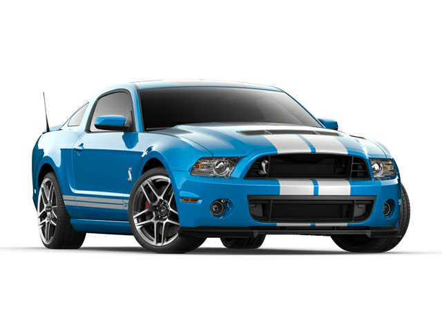 2020 Ford Mustang Shelby GT500 VIN 001 to be auctioned at Barrett-Jackson