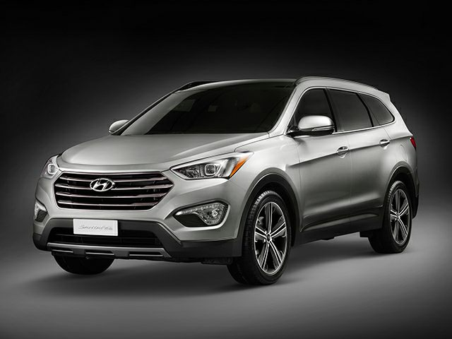 2014 Hyundai Santa Fe Limited 4dr All Wheel Drive Specs And Prices