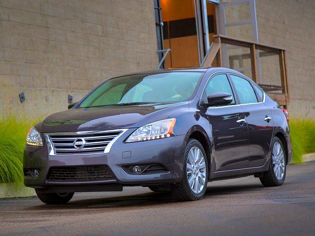 2014 Nissan Sentra Fe S >> 2014 Nissan Sentra Fe Sv 4dr Sedan Specs And Prices