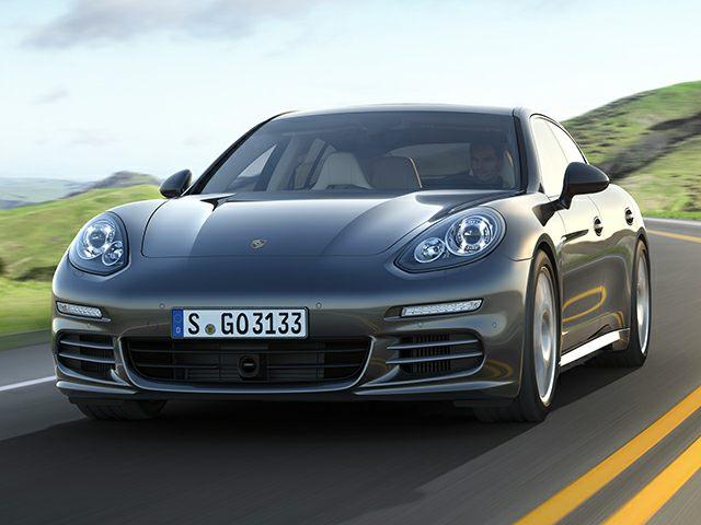 2014 Porsche Panamera 4S Executive - Autoblog