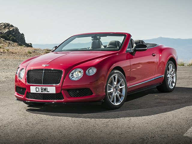 2015 Continental GT