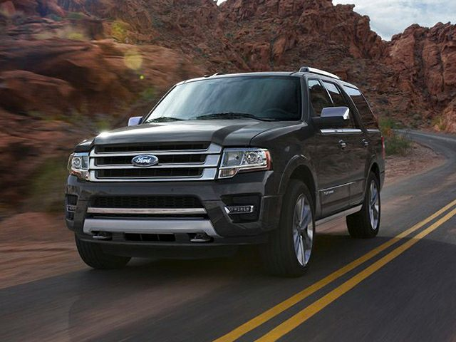 2016 Ford Expedition Exterior Photo