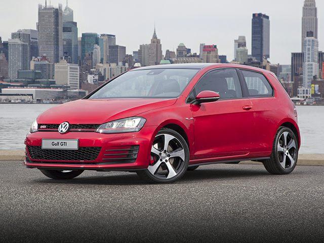 2015 Volkswagen GTI Information