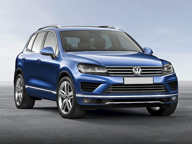 2015 Volkswagen Touareg Hybrid Exterior Photo