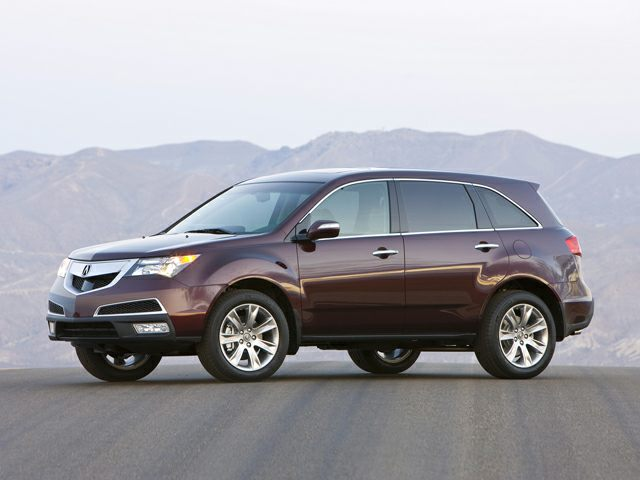 acura mdx ready to s h i e l d the avengers from harm autoblog. Black Bedroom Furniture Sets. Home Design Ideas