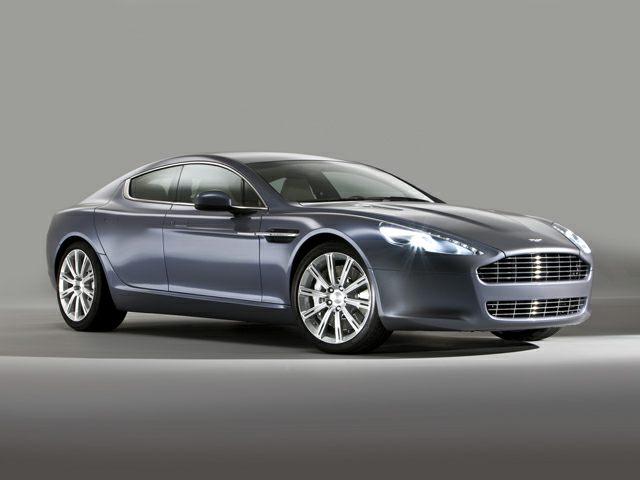 2010 Aston Martin Rapide Base 4dr Sedan Pricing And Options