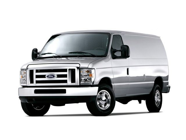 2014 Ford E-350 Super Duty Commercial Cargo Van Specs and Prices