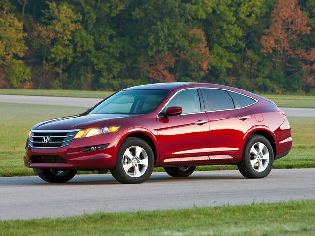 2011 Honda Accord Crosstour Ex L 4dr 4x4 Specs And Prices