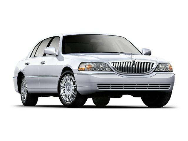 2011LincolnTown Car
