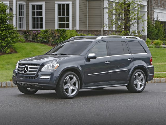 2010 Mercedes-Benz GL-Class Base GL550 4dr All-wheel Drive 4MATIC Specs and  Prices