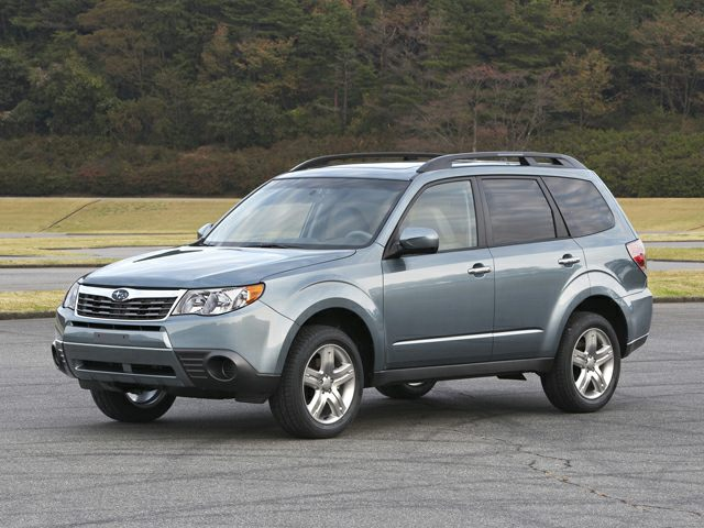 2012 Subaru Forester New Car Test Drive