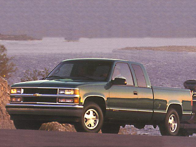 Картинки по запросу Chevrolet C/K 1500