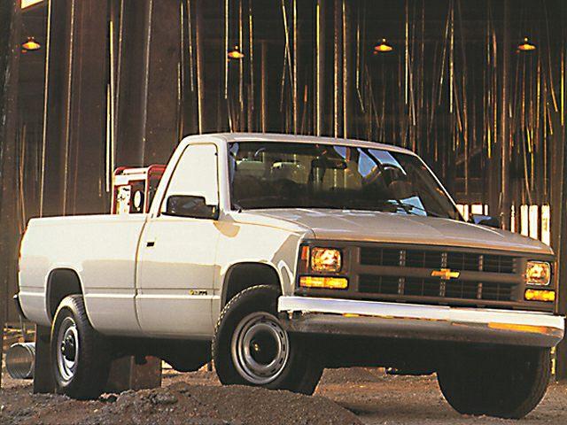 2000 Chevrolet C3500 Exterior Photo
