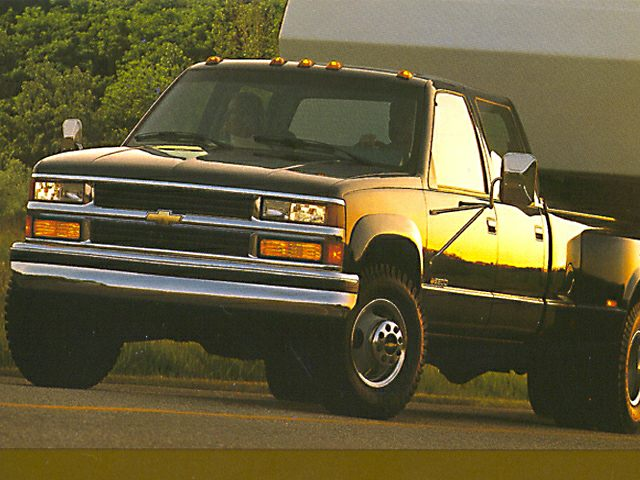 1999 chevy 3500 dually towing capacity