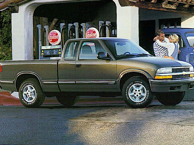 1999 S-10