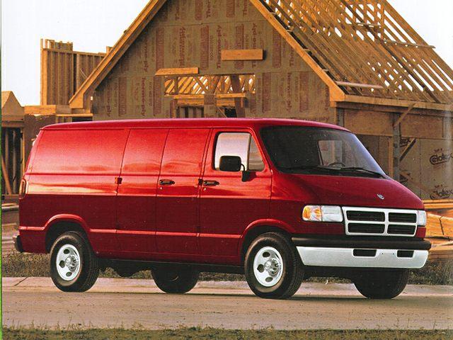 1999 Ram Van 2500