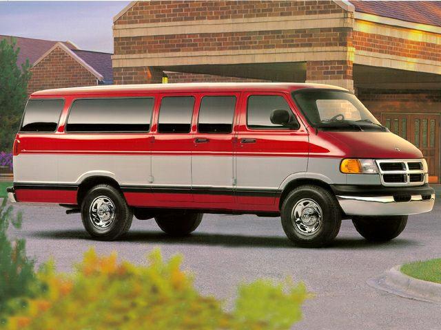 1999 Ram Van 3500