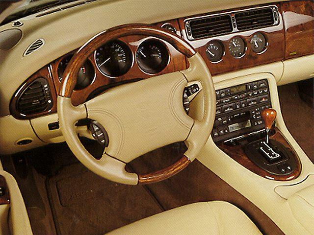 2001 Jaguar XK8 XKR Coupe /& Convertible 48-Page Sales Brochure w//Paint Chips