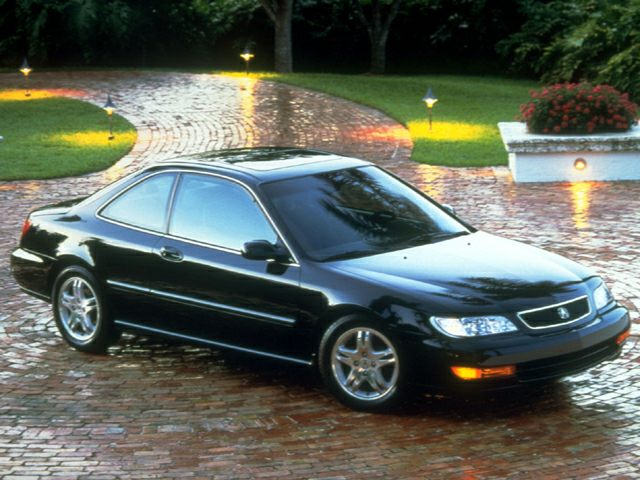 1999 Acura CL Information
