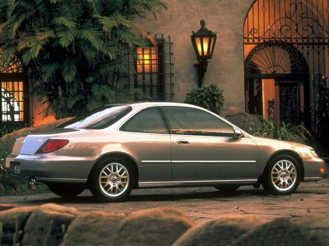 1999 Acura CL 30 2dr Coupe Pictures