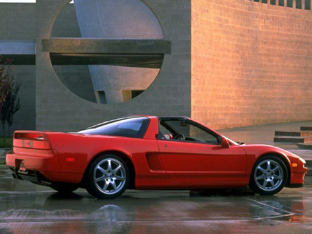 1999 Acura NSX-T Exterior Photo