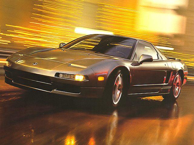 1999 Acura NSX Exterior Photo