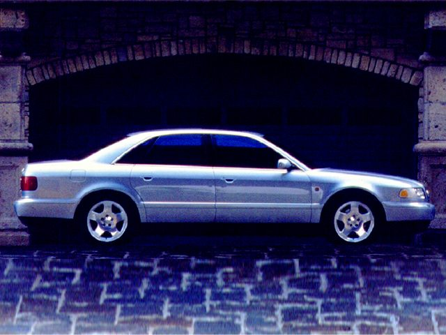 1999 Audi A8 Exterior Photo