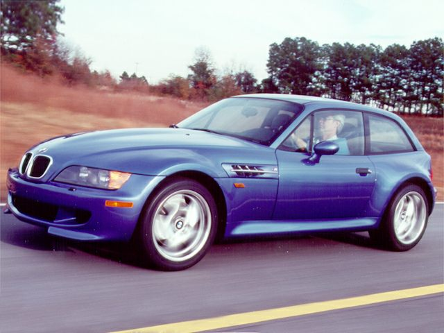 1999 Bmw Z3 28 2dr Coupe For Sale