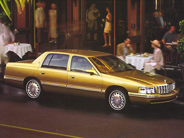 1999 Cadillac Deville Exterior Photo