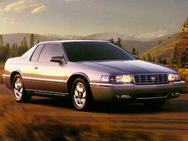 1999 Cadillac Eldorado Base 2dr Coupe Pricing And Options