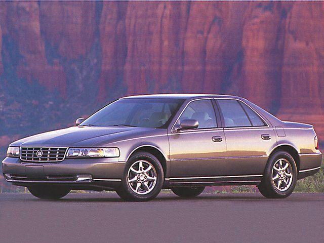 U Caged on 2002 Cadillac Seville Sts