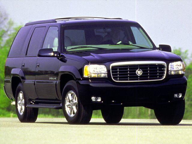 1999 Cadillac Escalade Information