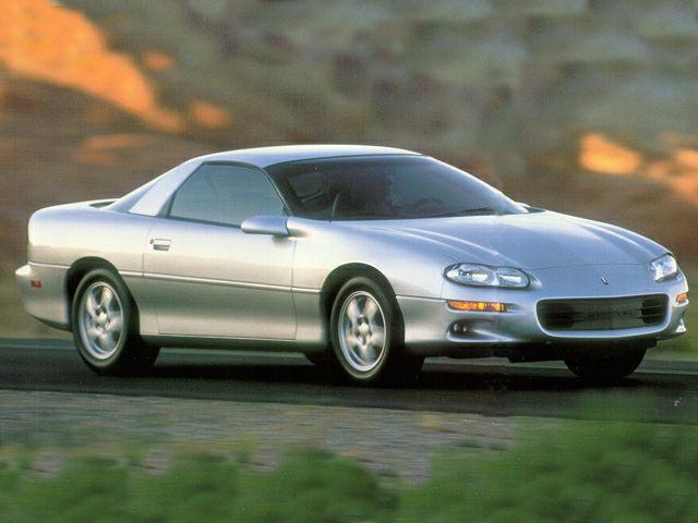 1999 Chevrolet Camaro Information