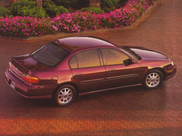 1999 Chevrolet Malibu Ls Gold Edition 4dr Sedan Pictures