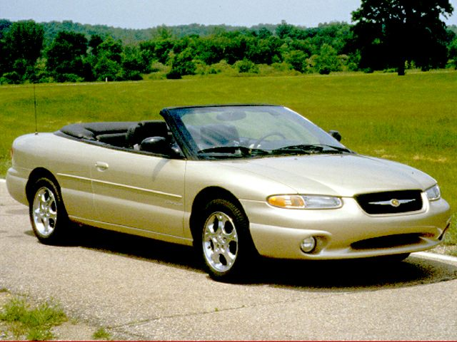 1999 Chrysler Sebring Exterior Photo