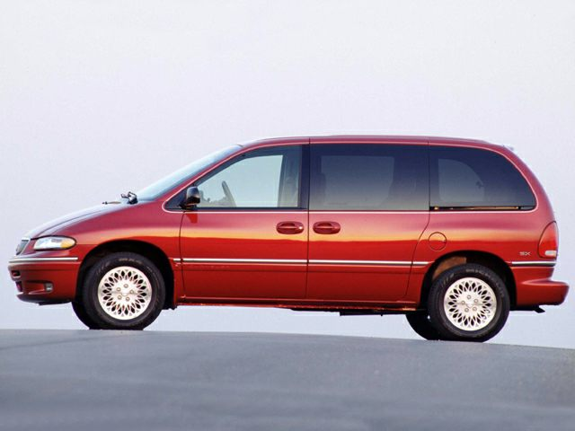 1999 Chrysler Town Country Exterior Photo