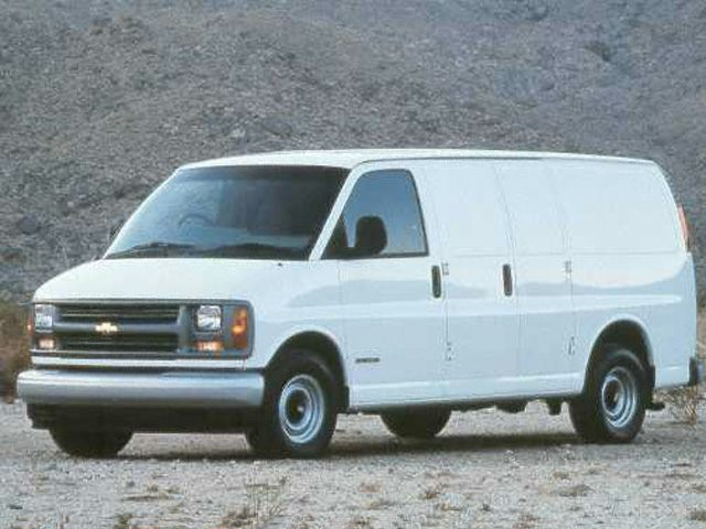 1999 Chevrolet Express Base G3500 Extended Cargo Van Specs and Prices