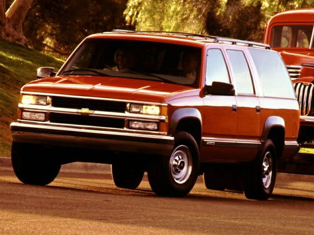 1999 chevrolet suburban 1500 information. Black Bedroom Furniture Sets. Home Design Ideas