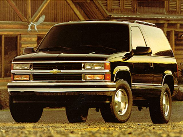 1999 Chevrolet Tahoe Lt 2dr 4x4 Specs And Prices
