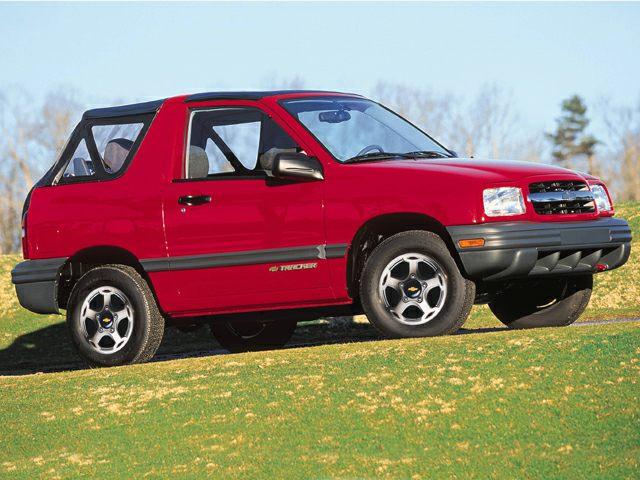 1999 Chevrolet Tracker Exterior Photo