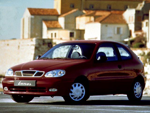 1999 Daewoo Lanos Information