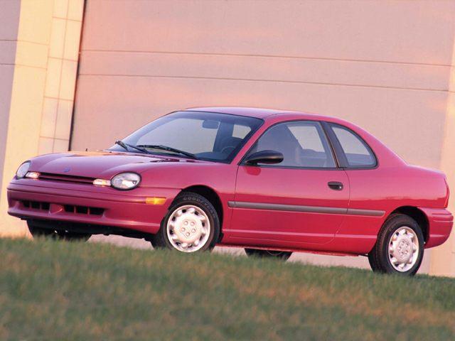 1999 Dodge Neon Information