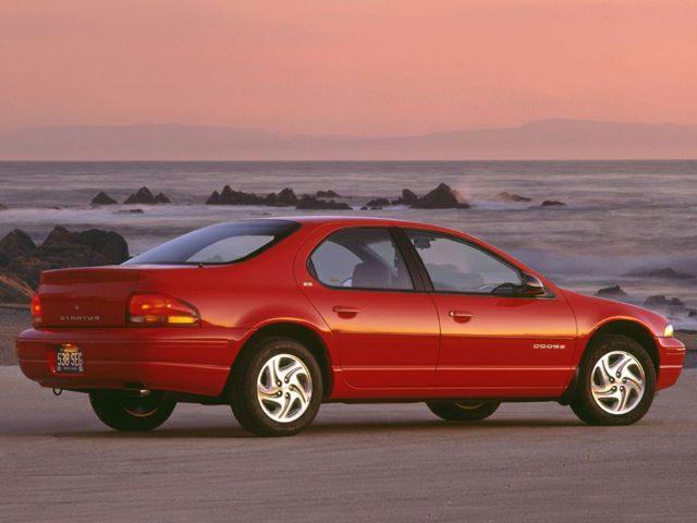 1999 Dodge Stratus Exterior Photo