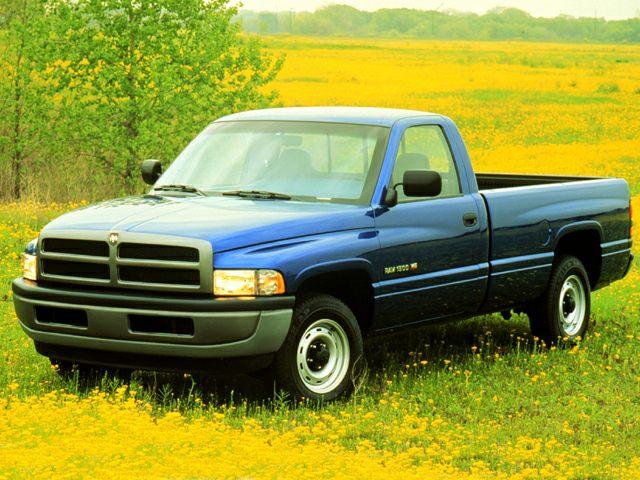 U Dtgef on 1999 Dodge Single Cab